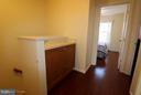 Upper level hallway. - 529 BLACKSBURG TER NE, LEESBURG