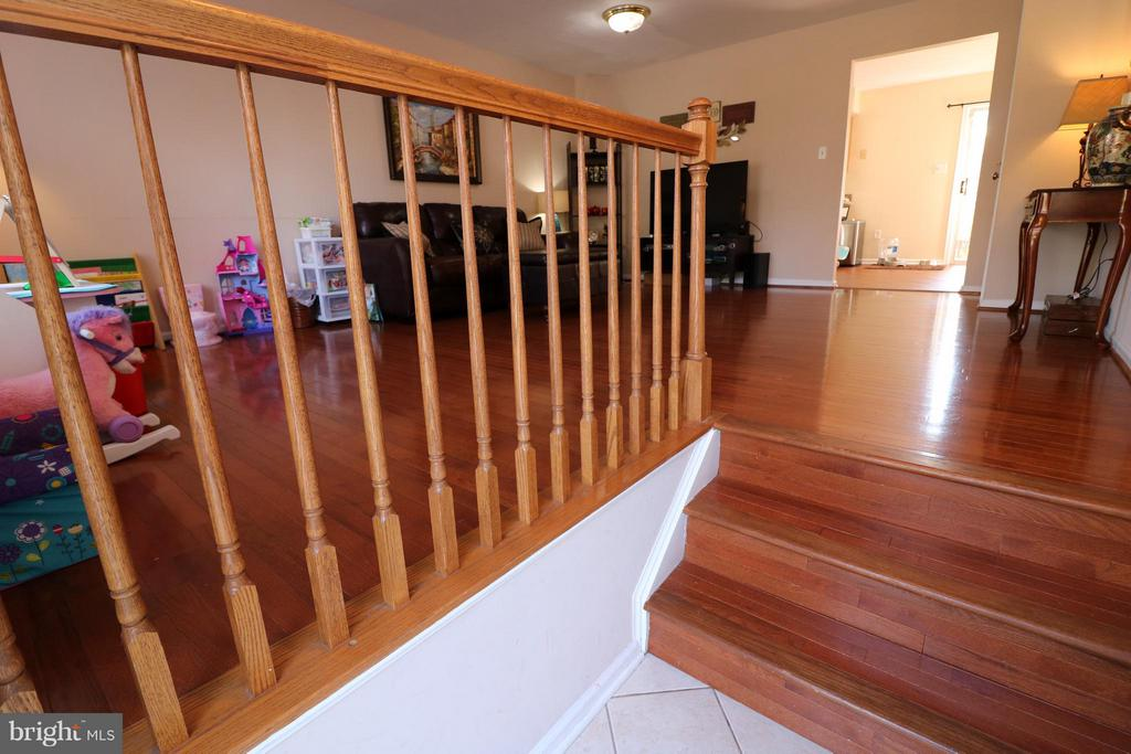 Living Room - 529 BLACKSBURG TER NE, LEESBURG