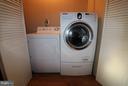 Laundry. - 529 BLACKSBURG TER NE, LEESBURG
