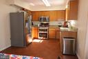 Kitchen - 529 BLACKSBURG TER NE, LEESBURG
