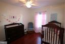 Bedroom #2 - 529 BLACKSBURG TER NE, LEESBURG