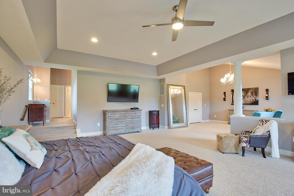 Bedroom (Master) - 17331 WESTHAM ESTATES CT, HAMILTON