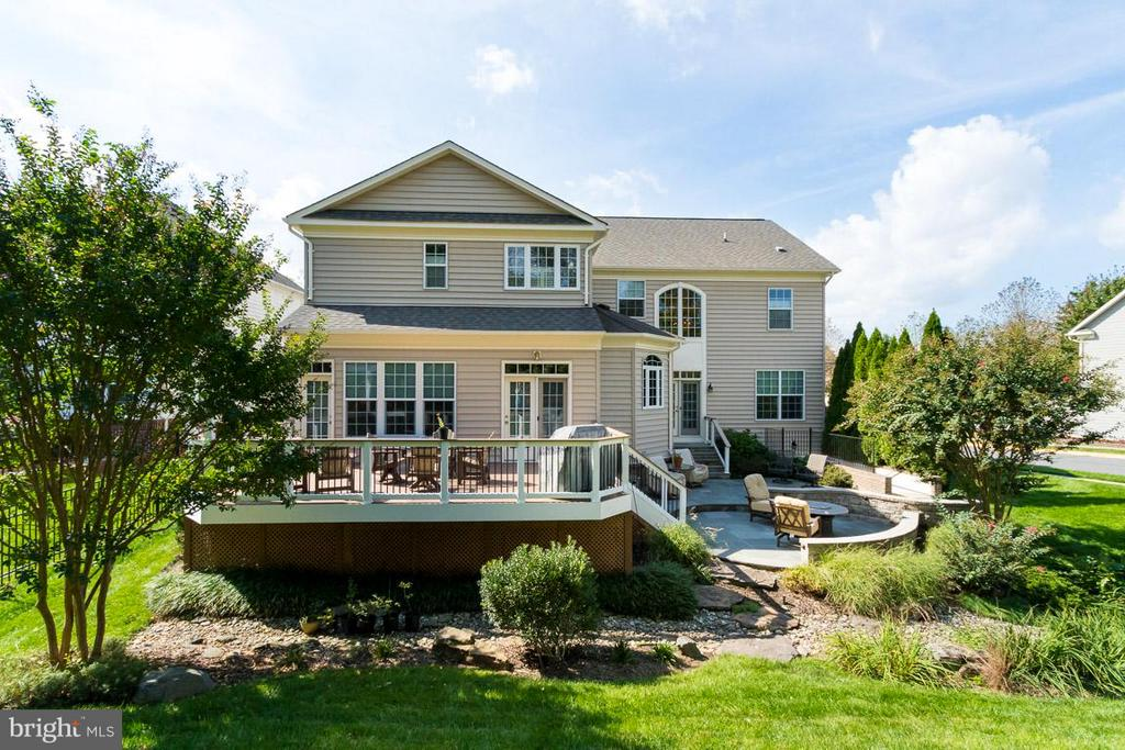 Rear - 43857 RIVERPOINT DR, LEESBURG