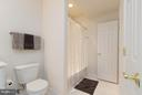 Basement bathroom - 43857 RIVERPOINT DR, LEESBURG
