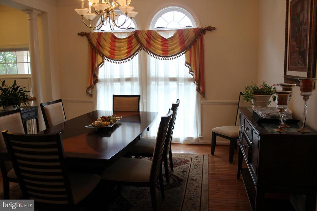 Dining Room - 1861 AMBERWOOD MANOR CT, VIENNA