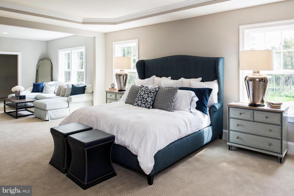 Bedroom (Master) - 6712 RICKETTS CT, CENTREVILLE