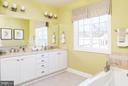 Bath (Master) - 19223 STONEY RIDGE PL, TRIANGLE