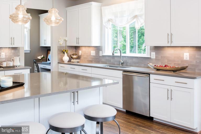 Kitchen - 19223 STONEY RIDGE PL, TRIANGLE