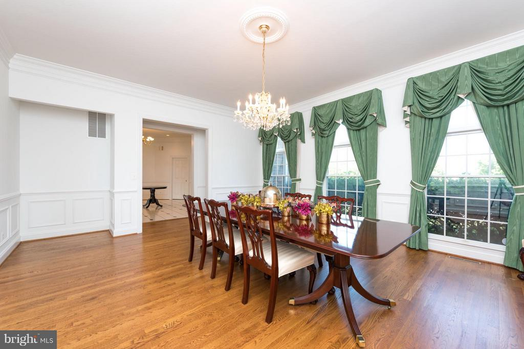 Dining Room - 5900 SUNDOWN RD, GAITHERSBURG