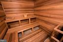 Sauna - 5900 SUNDOWN RD, GAITHERSBURG