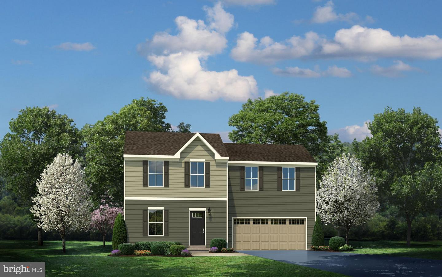 Photo of home for sale at 27 Willow Woods Drive, La Plata MD