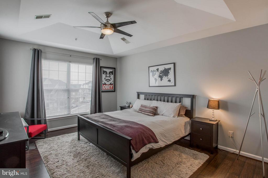Bedroom - 25272 RIFFLEFORD SQ #301, CHANTILLY