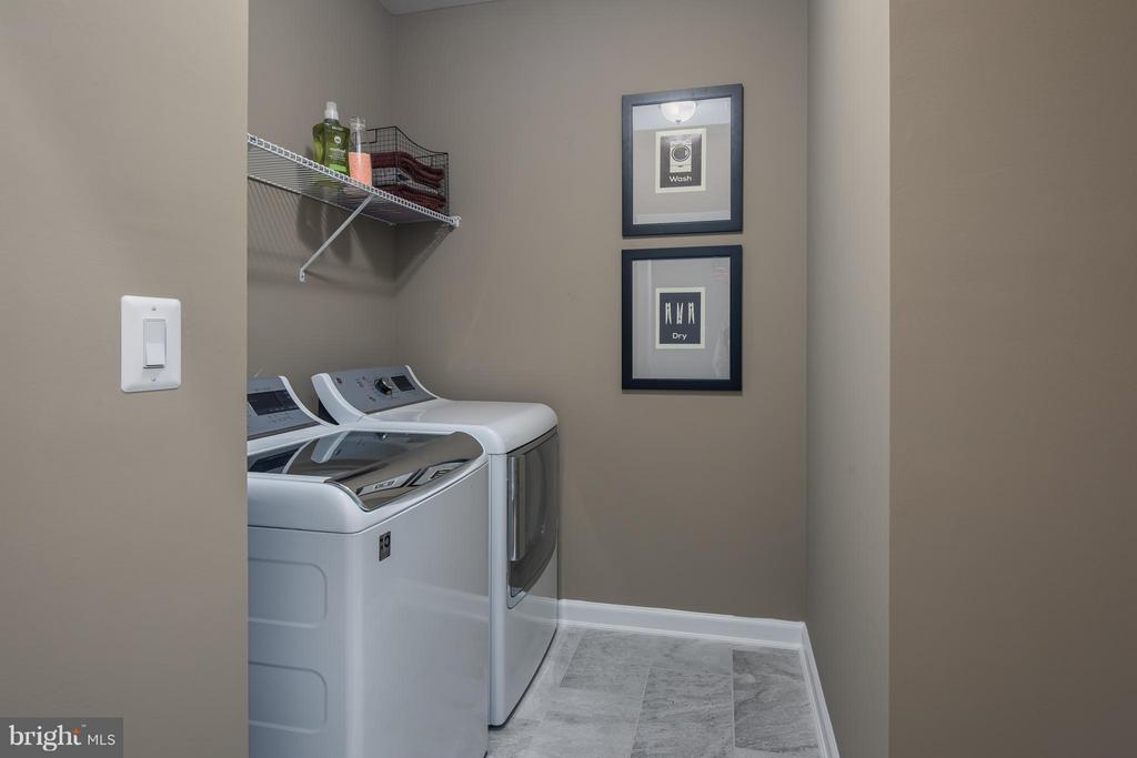 Laundry Room - 5204 ROCK QUARRY AVE, GREENBELT
