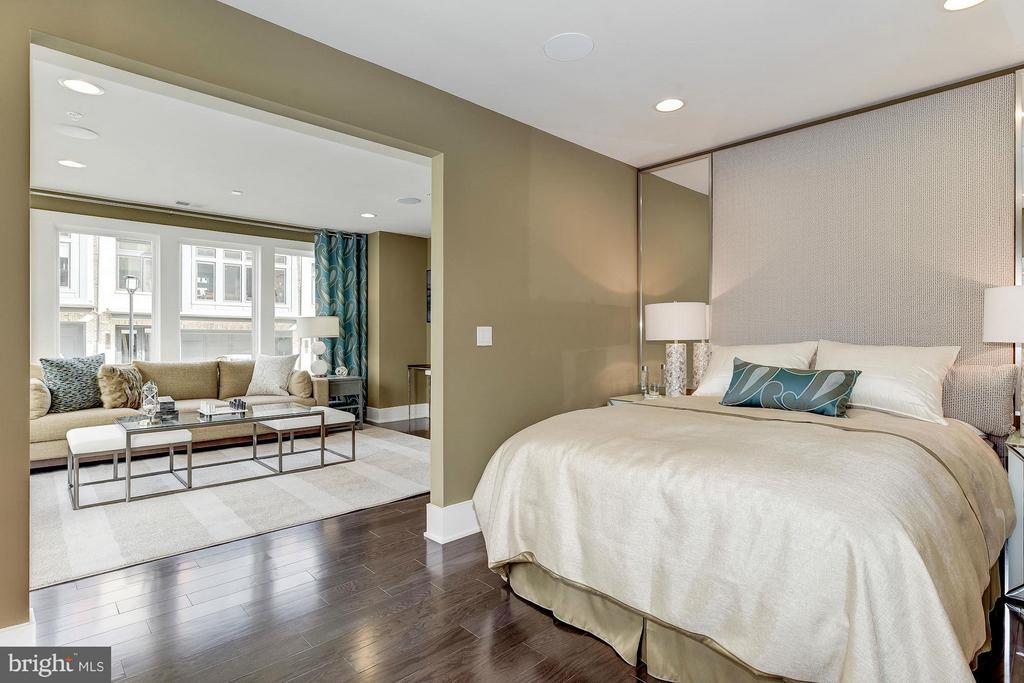 Bedroom - 5315 MERRIAM ST #CAMERON MODEL, BETHESDA