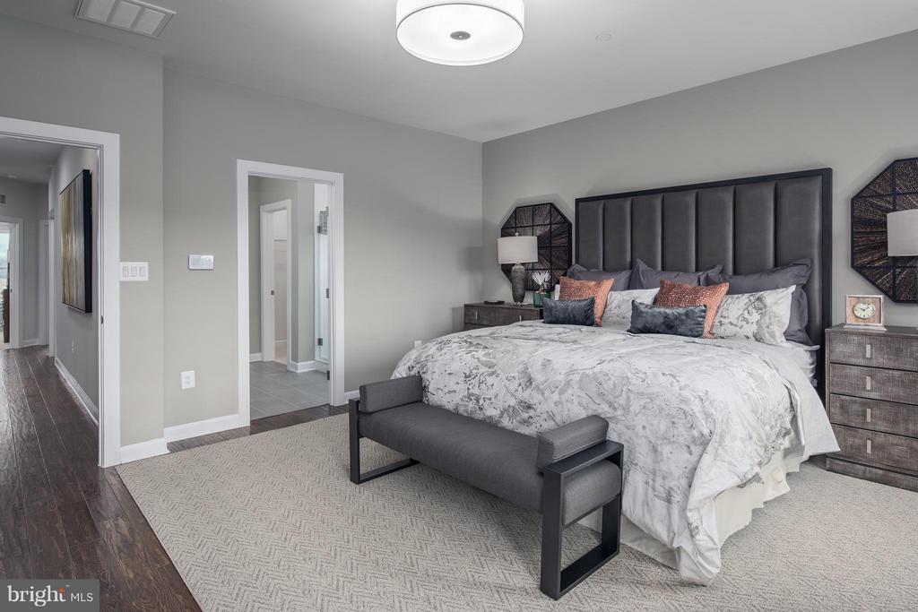 Bedroom (Master) - 5204 ROCK QUARRY AVE, GREENBELT