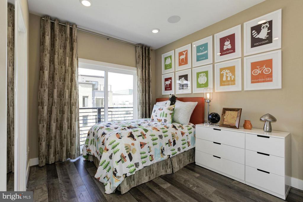 Bedroom - 6910 ROCKLEDGE DR #LOT 25, BETHESDA