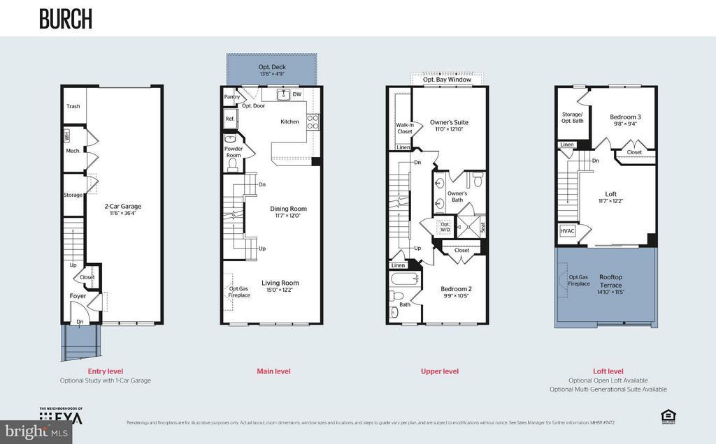 Interior (General) - 6910 ROCKLEDGE DR #LOT 25, BETHESDA