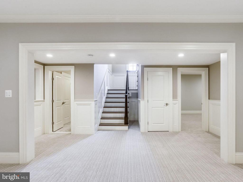 Lower Level Foyer - 3200 ABINGDON ST, ARLINGTON