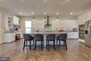 Spacious Chefs Kitchen w/ All the Upgrades - 44760 MALDEN PL, ASHBURN
