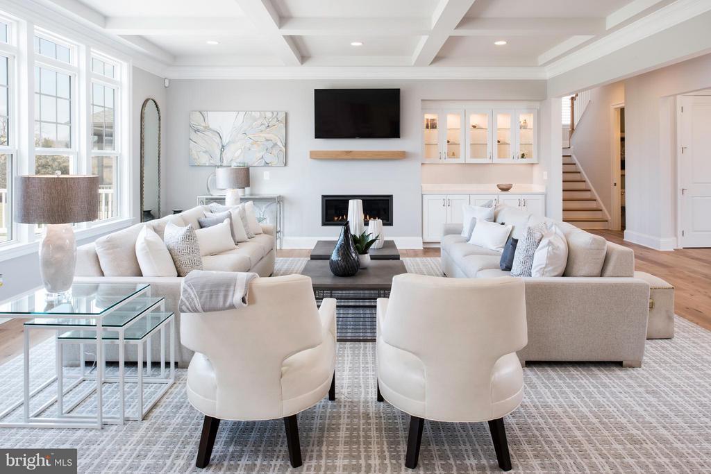 Living Room - 24899 DEEPDALE CT, ALDIE