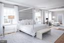 Bedroom (Master) - 24899 DEEPDALE CT, ALDIE
