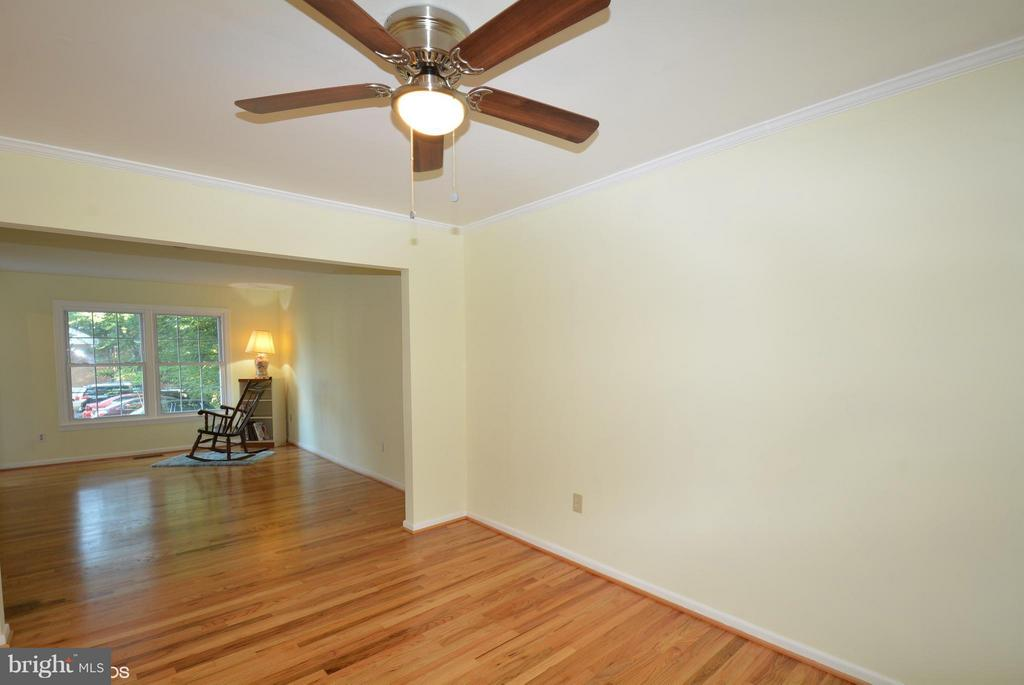 Dining Room - 5524 CONISTONE CT, BURKE