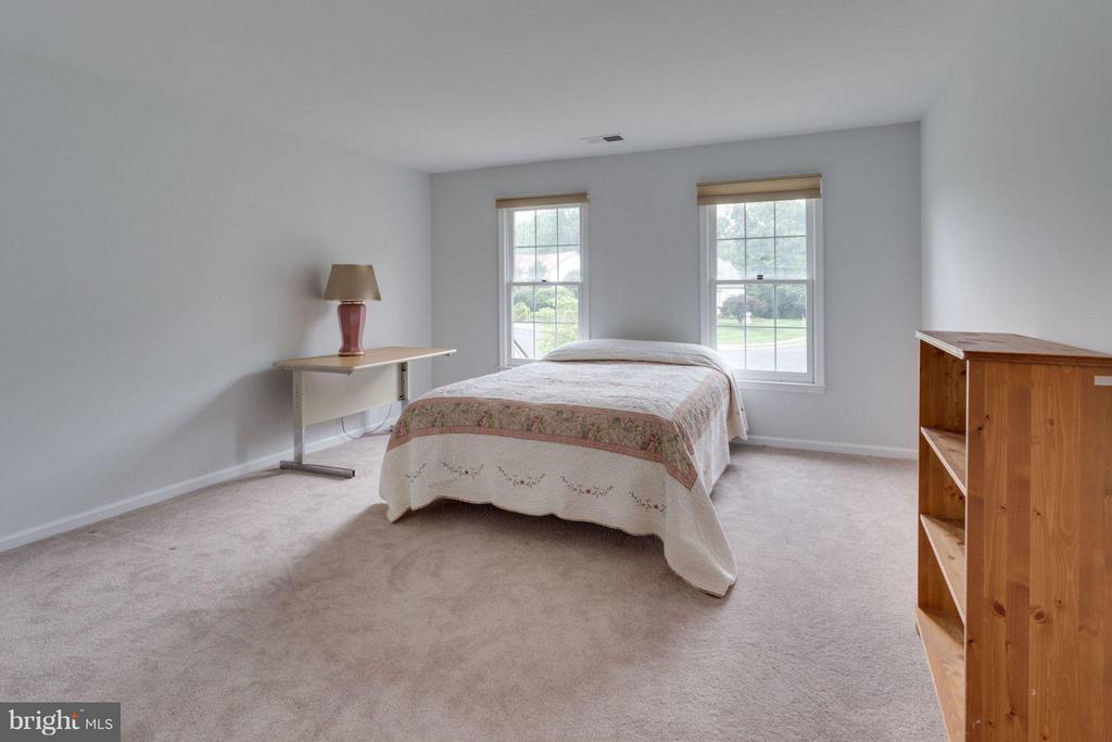 Bedroom #2 - 5401 HARROW CT, FAIRFAX