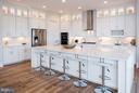 Kitchen - 24899 DEEPDALE CT, ALDIE