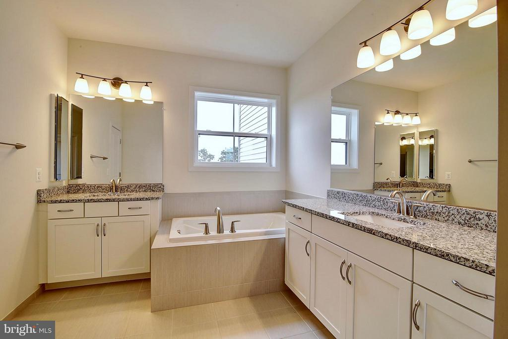 Master Bath Retreat - 23092 SULLIVANS COVE SQ, ASHBURN