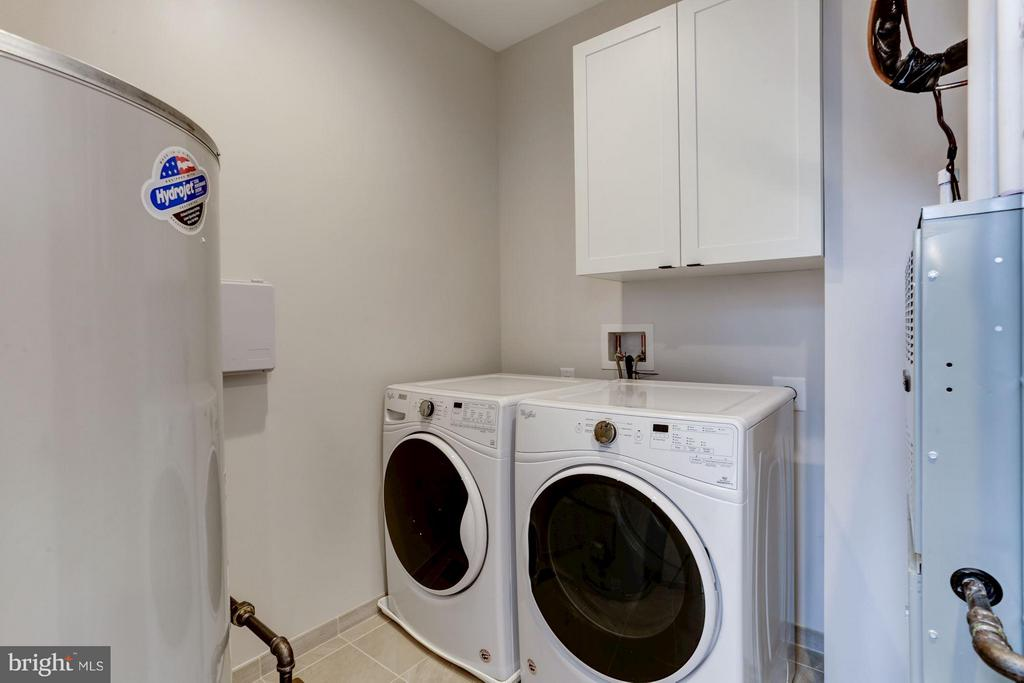 Laundry and utility room - 1313 D ST SE, WASHINGTON