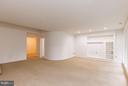 Lower level family room..super gathering spot - 3131 MONROE ST, ARLINGTON