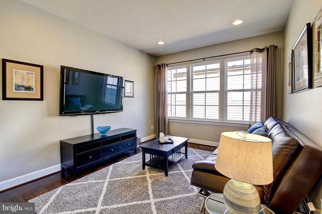 Loft for an extra area to hang out - 20385 SAVIN HILL DR, ASHBURN