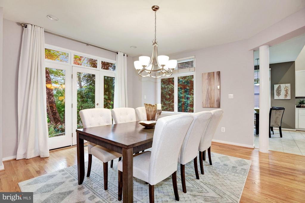 Dining Room - 1437 WATERFRONT RD, RESTON