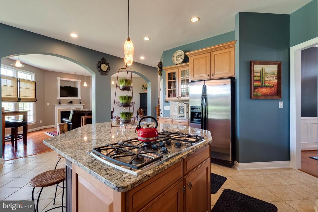 Gas Cooking & Double Wall Oven - 40728 CHEVINGTON LN, LEESBURG