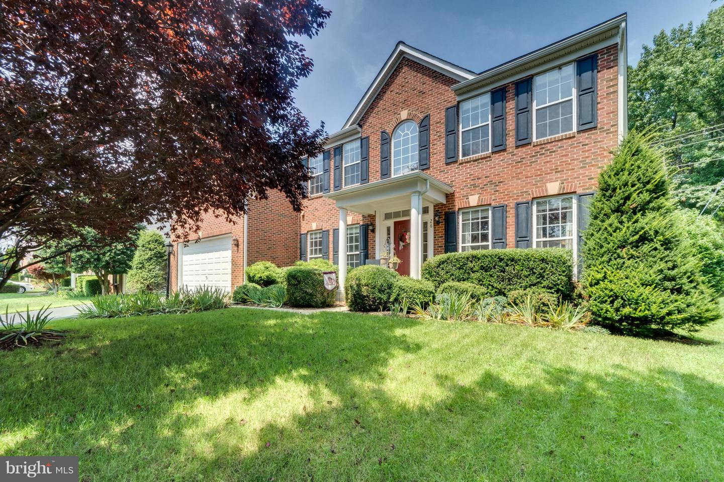 Photo of home for sale at 26 Nugent Drive, Stafford VA