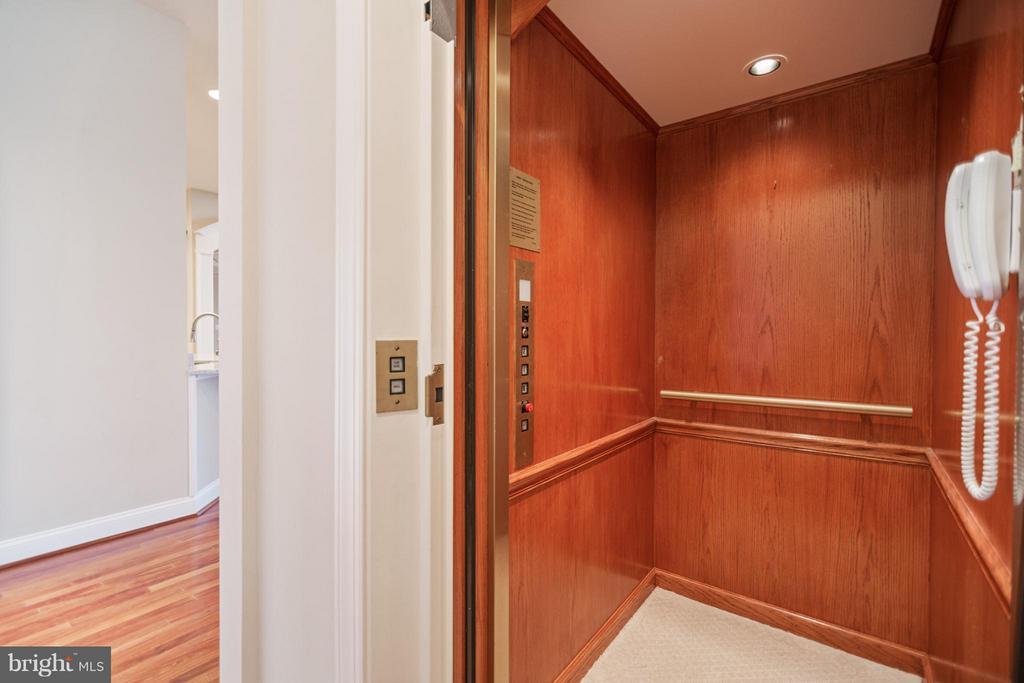 Elevator to 3 levels - 43422 CLOISTER PL, LEESBURG