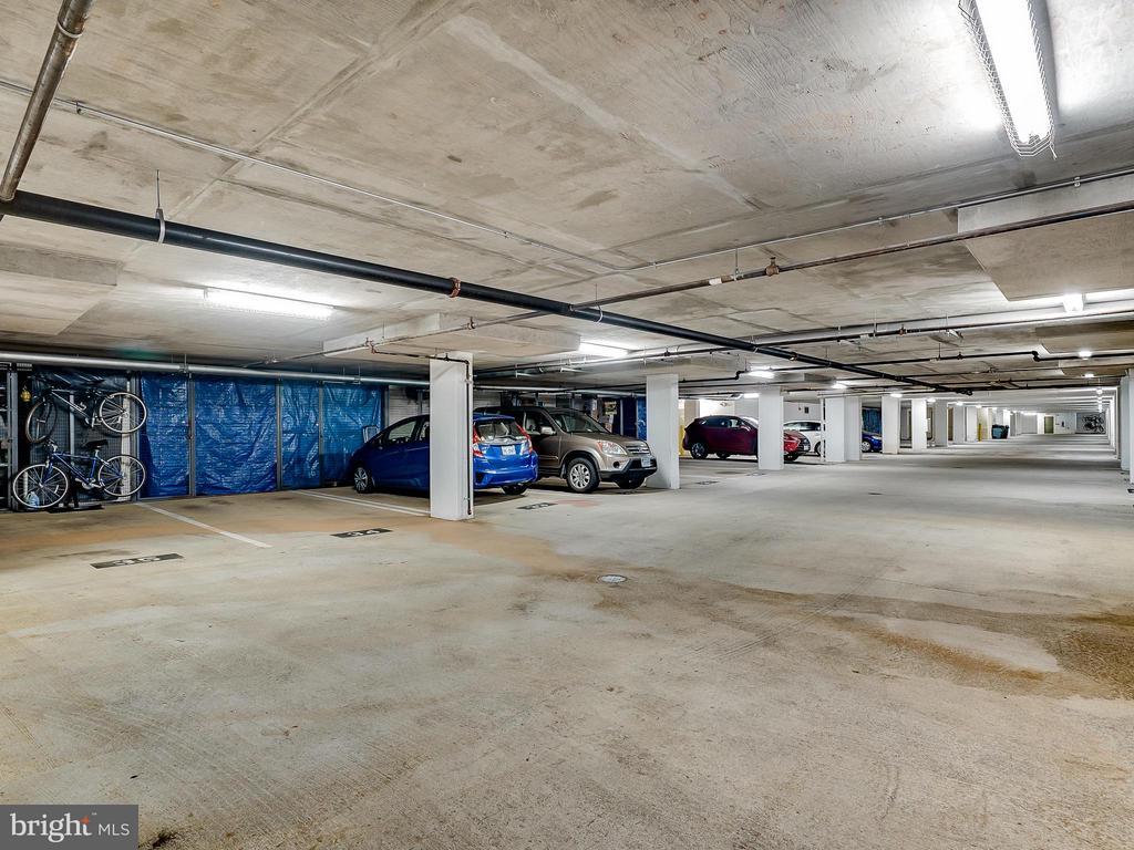 Underground Parking Garage - 1855 STRATFORD PARK PL #201, RESTON