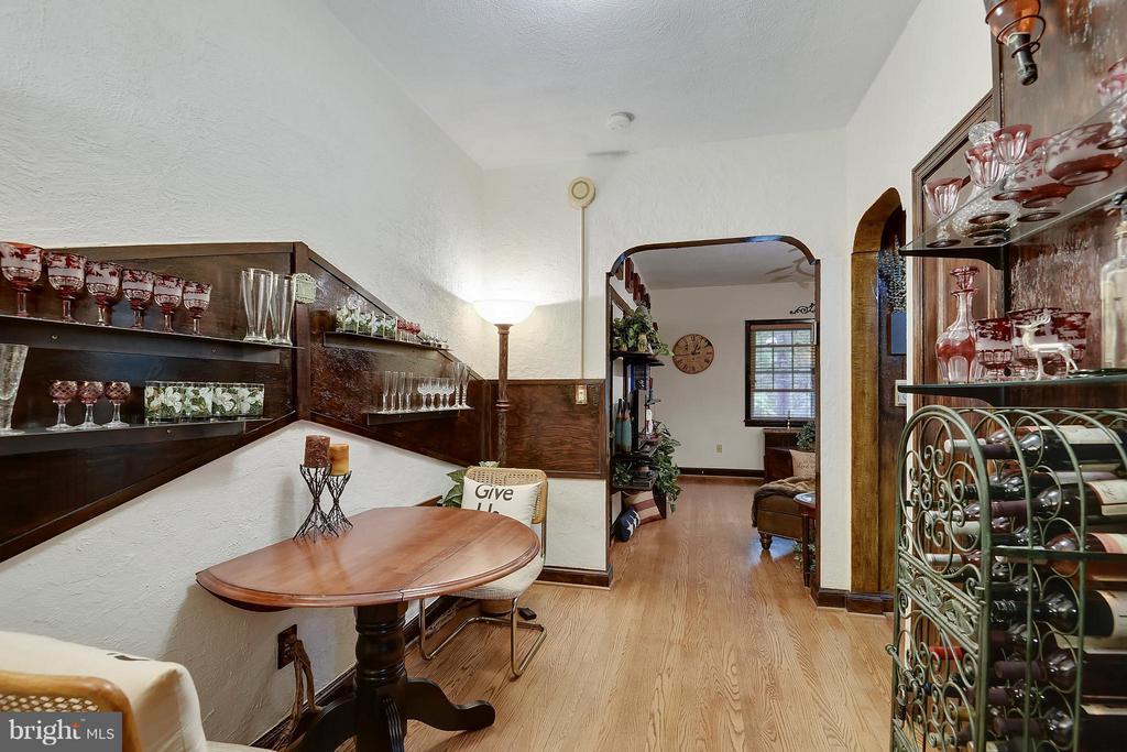 Dining Room - 2514 41ST ST NW #3, WASHINGTON