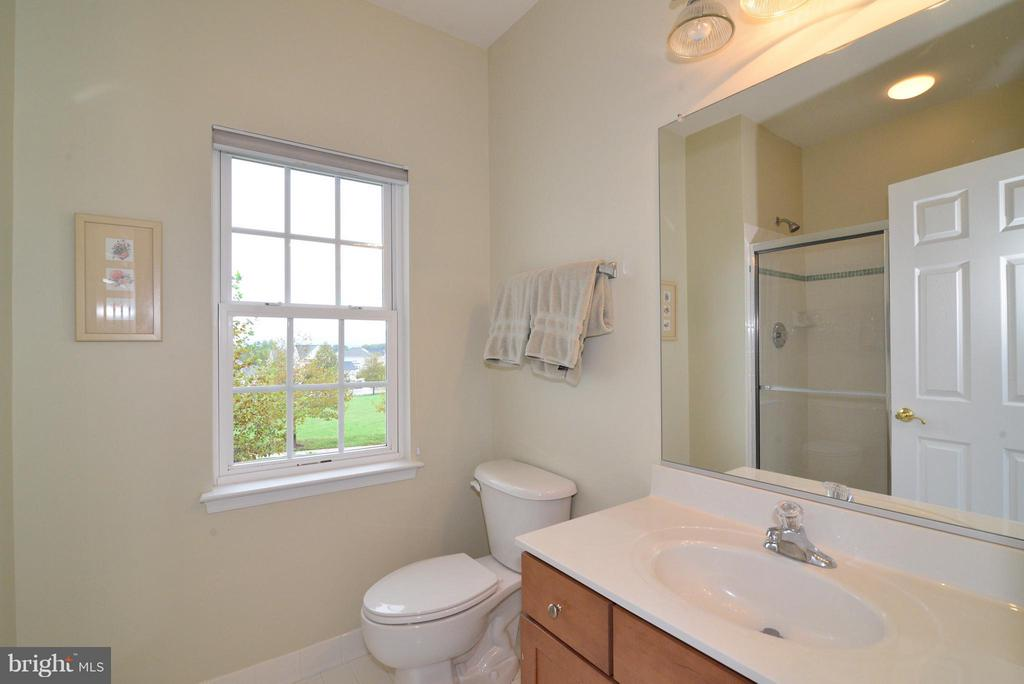 Full Bath #3 on upper level - 13534 VILLAGE GREEN DR, LEESBURG
