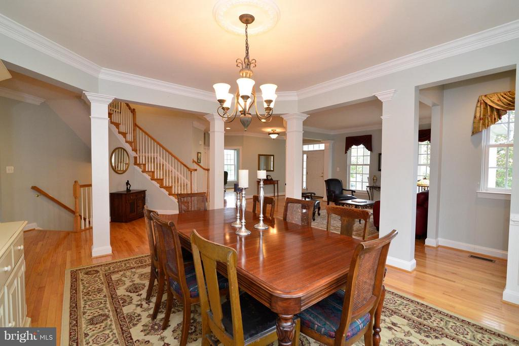 Formal Dining Room - 13534 VILLAGE GREEN DR, LEESBURG