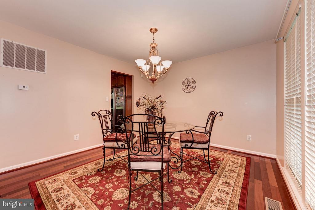 Dining Room - 15311 EGRET CT, WOODBRIDGE
