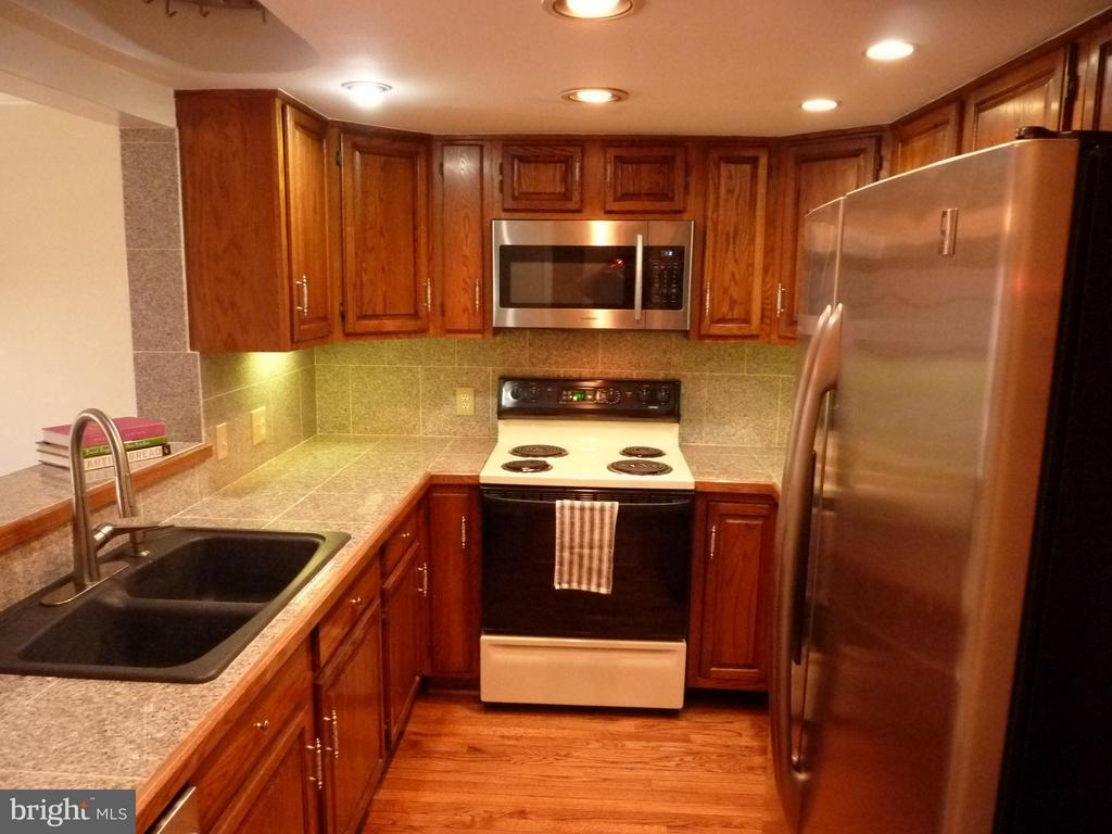 Granite Counters and Loads of Storage - 686 S COLUMBUS ST, ALEXANDRIA