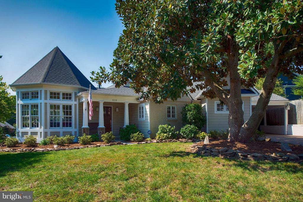 8118  YORKTOWN DRIVE 22308 - One of Alexandria Homes for Sale