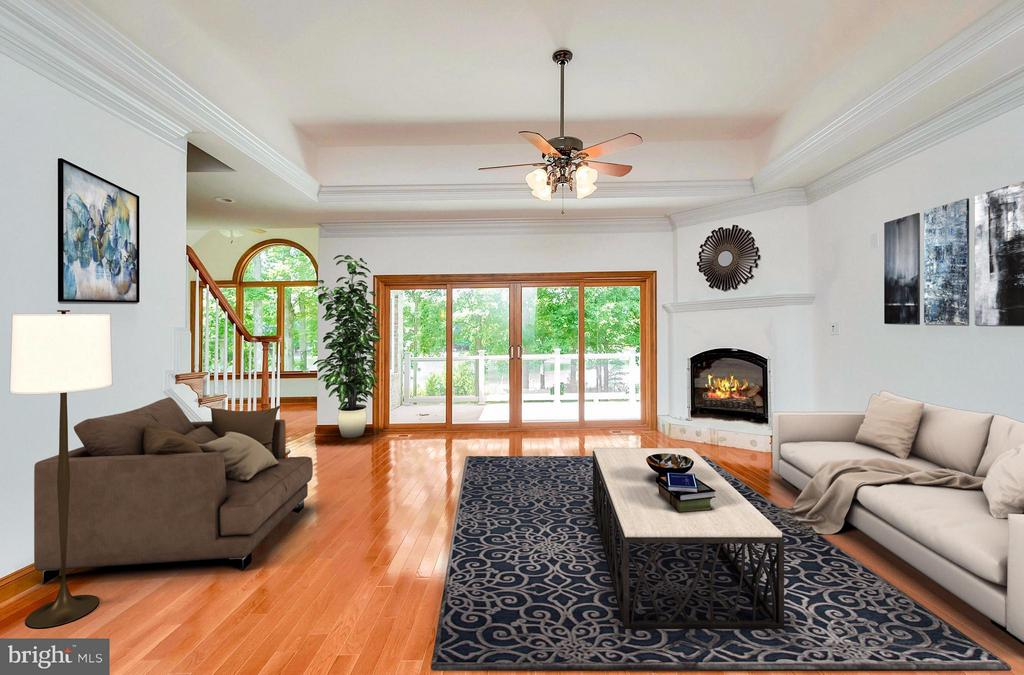 Living Room - 11112 FAWN LAKE PKWY, SPOTSYLVANIA