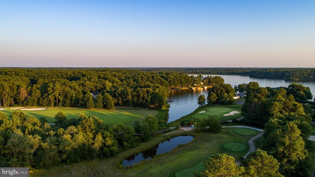 Gated Lake and Golf Course Community - 11403 LITTLE BAY HARBOR WAY, SPOTSYLVANIA