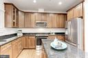 Kitchen - 89 HERON LN, OCCOQUAN