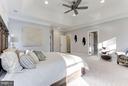 Bedroom (Master) - 906 KRAMER CT SE, VIENNA