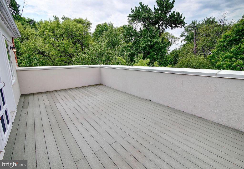 Exterior (General) - Rooftop Terrace! - 12070 KINSLEY PL, RESTON