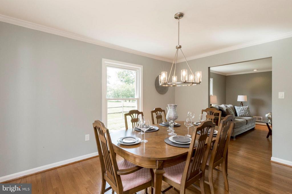 Dining Room - 2708 CALKINS RD, HERNDON