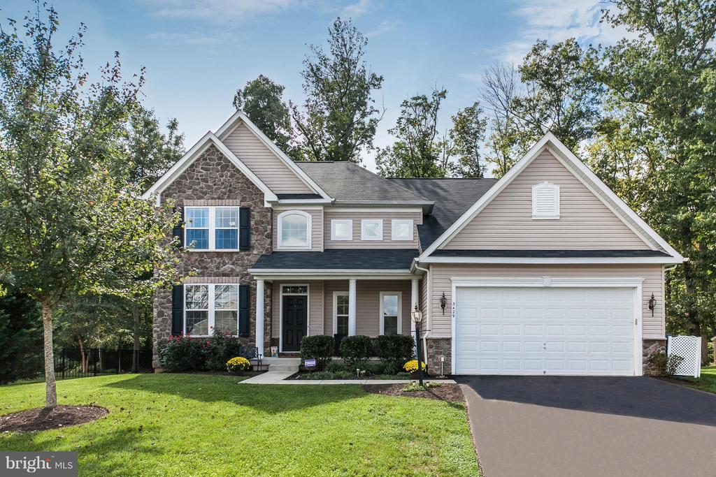 3429  CREW COURT, Fauquier County in FAUQUIER County, VA 20187 Home for Sale